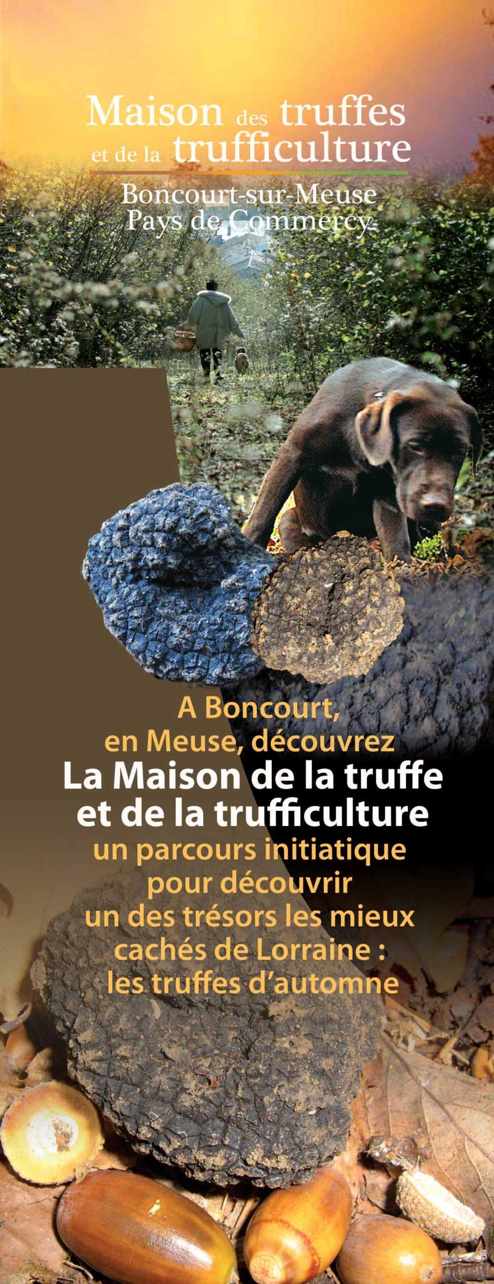 La maison des truffes et de la trufficulture boncourt meuse - La maison de la truffe ...
